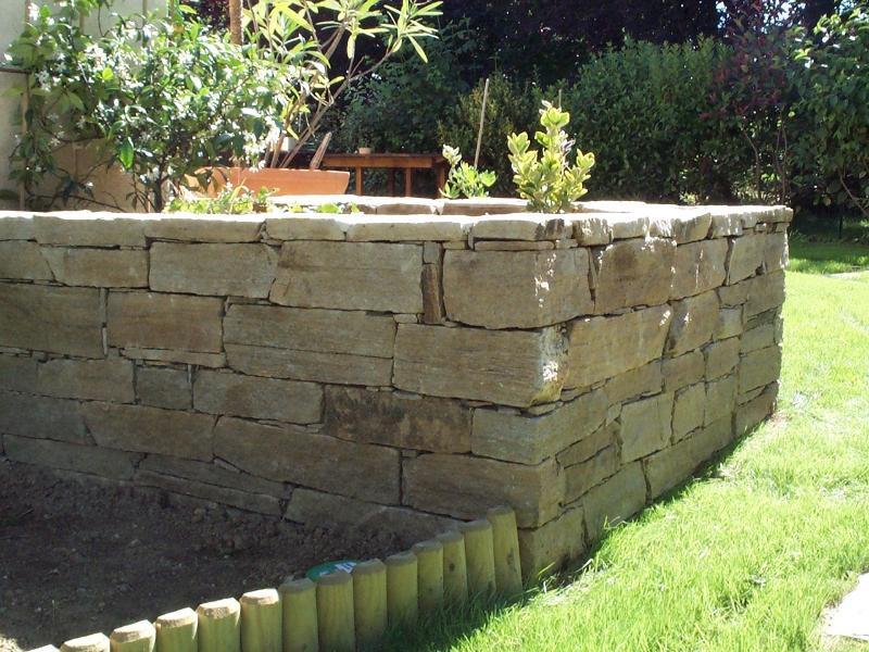 travail de la pierre jardini re pierre s che saint