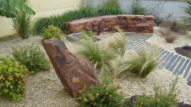 jardin min ral romill artisan paysagiste rennes bretagne. Black Bedroom Furniture Sets. Home Design Ideas
