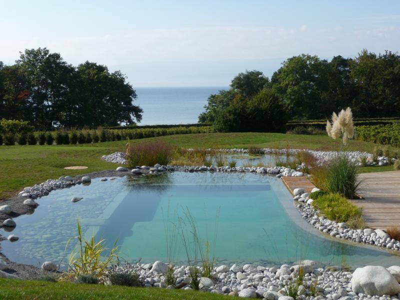 D coration bassin naturel piscine le havre 31 le havre tourisme instagram le havre rouen for Paysagiste le havre
