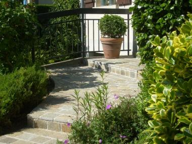 Escalier en pierre Vezin le Coquet