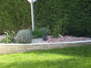 Jardinière en pierre - Chantepie