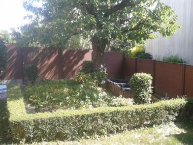 Création clôture composite - Rennes