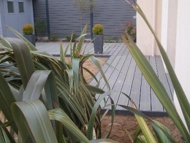 Terrasse composite - Rennes