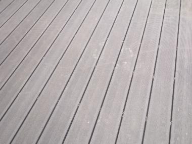 Terrasse en composite - Chevaigné - Rennes