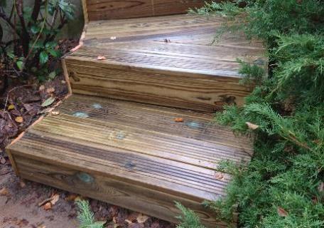 Création terrasse bois - CessonSévigné-Rennes