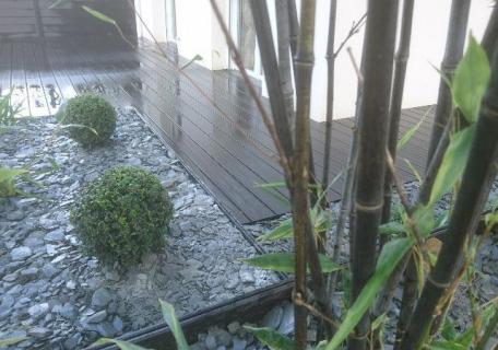Terrasse compoisite - La Mézière