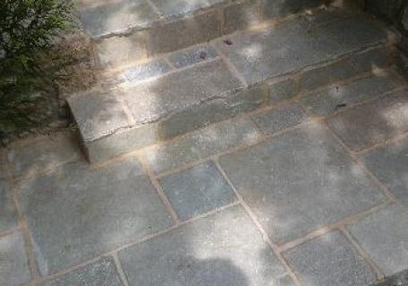 Escaliers en pierres - Chevaigné -  Rennes