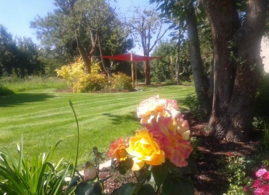 Aménagement d un grand jardin - Romillé