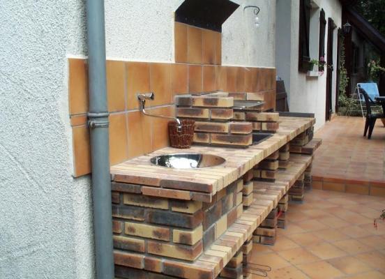 Création d'un Barbecue - Montgermont